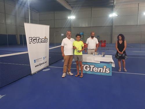 5ª Prueba del Circuito Gallego Juvenil de Tenis Babolat 2018