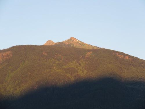 mountain revelstoke bc british columbia canada mount cartier