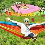 bahagia itu kita yang ciptakan,bukan orang lain :blush: . . :camera:@oliph83 :globe_with_meridians: Batu Flower Garden,Batu ----------------------------------------------- #bromokita #batuflowergarden #malangbromotrip #jjsmalang #lingkarmalang