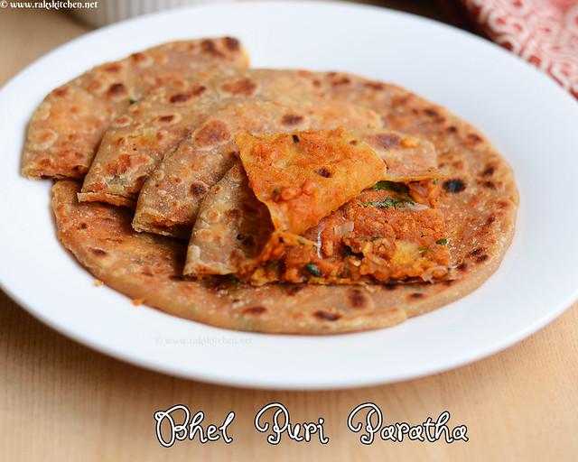 mamra-paratha