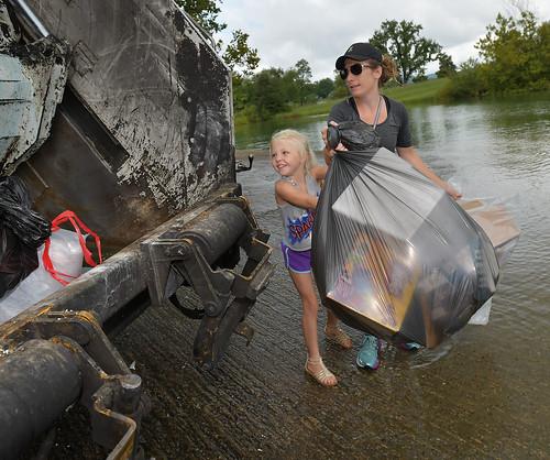 26th Annual South Holston Lake Clean up