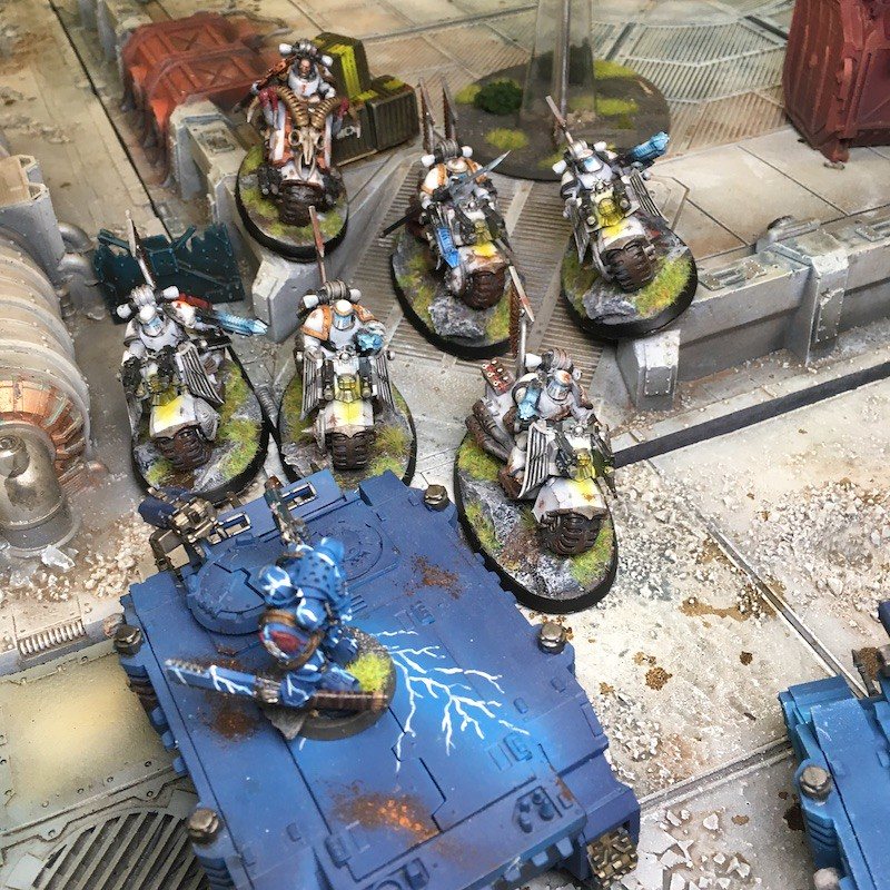 Medal of Colors Assault on Molech battle-29
