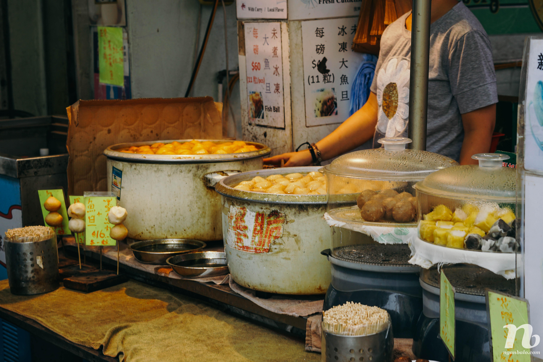 Cẩm nang ăn uống ở Hong Kong