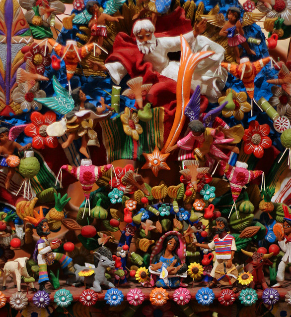 Mexican Nativity