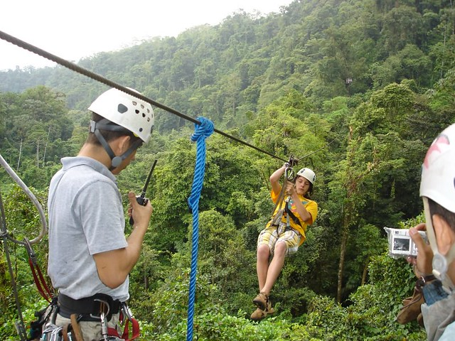 Zipline and Canopy Tour in Arenal and Monteverde, Costa Rica