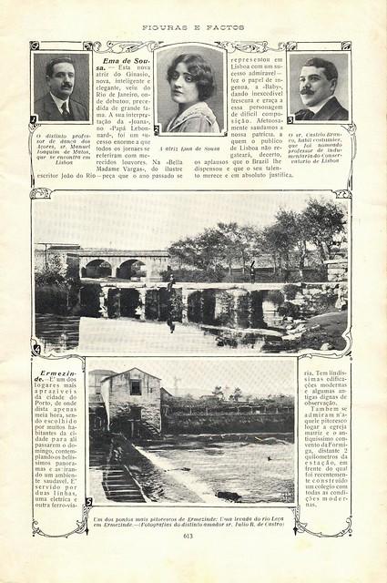 Ilustração Portugueza, nº 456, 1914 - 6