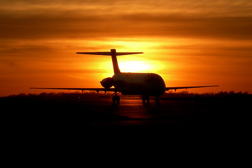 MD-80 Silhouette