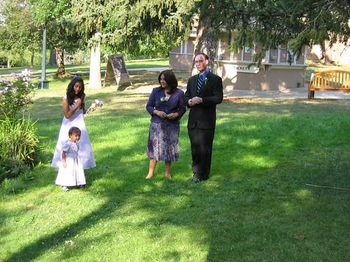David Koch & Family