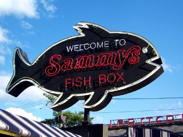 Sammy 39 s fish box city island bronx n y flickr for Sammy s fish box