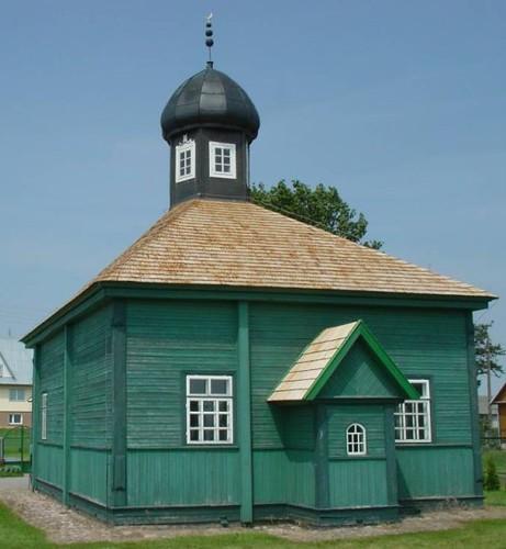 Bohoniki Mosque, Poland by Swamibu