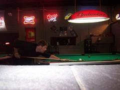 shootin pool