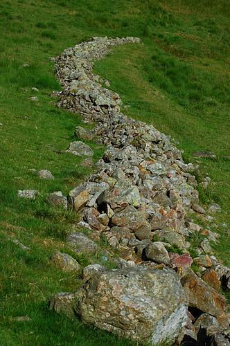 Stone Half Wall Flickr Photo Sharing