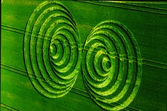 crop circle Windmill Hill - fuji rotation