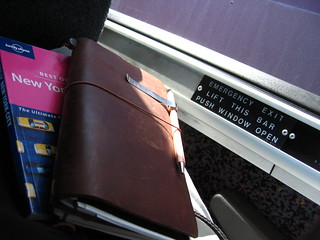 Traveler's Notebook in New York May 2006