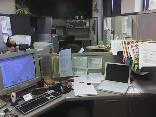 my cubical