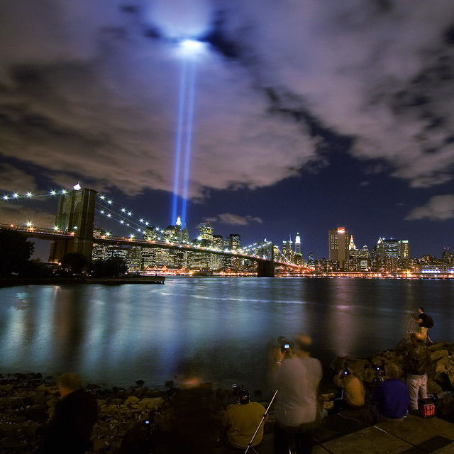 Tribute in Light 003 - 9/11/06