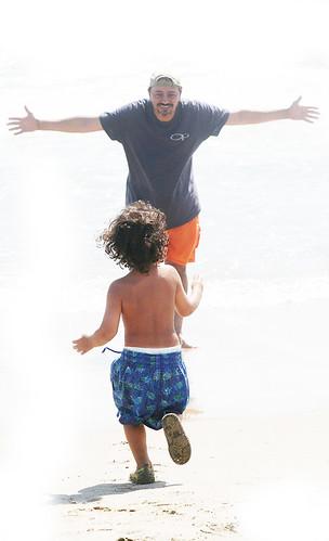 Noah & Daddy