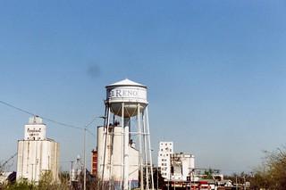 el reno watertower