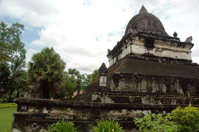 161b - Luang Prabang - Templo