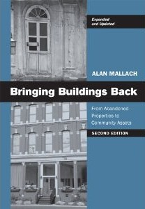 Bringing Buildings Back by Alan Mallach