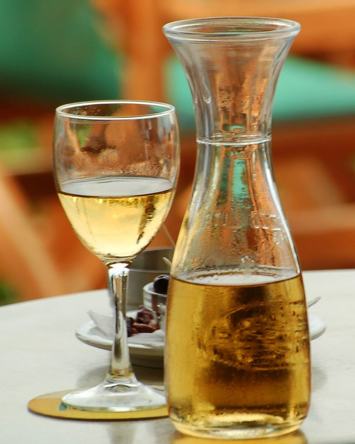 A Glass of White Wine?