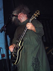 King Buzzo of The Melvins - Aggie Theatre, Fort Collins, Colorado