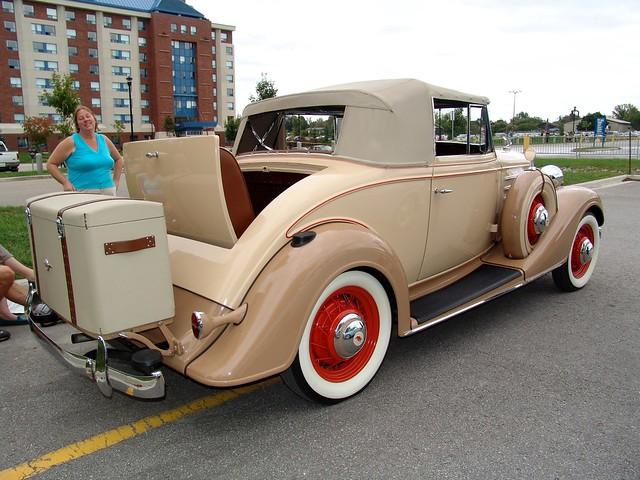 San Antonio Classic Car Generator