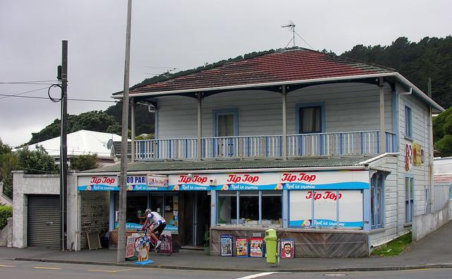 Z Newtown Wellington Daniell St. Dairy, New...