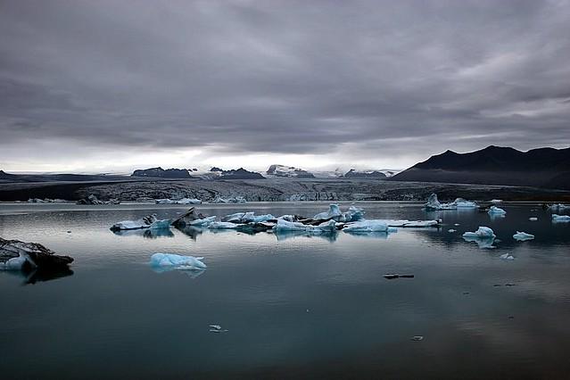 Jökulsárlón Glacial Lake - Iceland