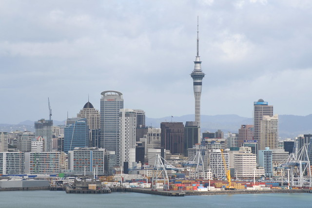 Auckland Downtown Flickr Photo Sharing