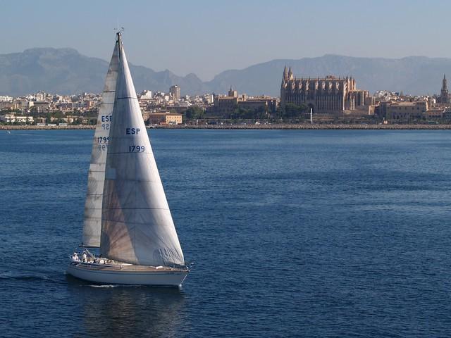 Bahía de Palma de Mallorca