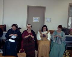 the Knitting Women