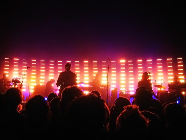 Massive Attack live in Toronto