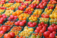 Tomatoes at Union Square