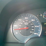 The Amazing Pontiac Torrent Speedometer