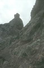 Brèche du Sphinx (vue de la face E)