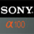 the Sony Alpha 100 group icon