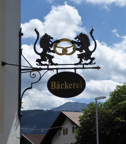 Bäckerei in Reutte / Tirol