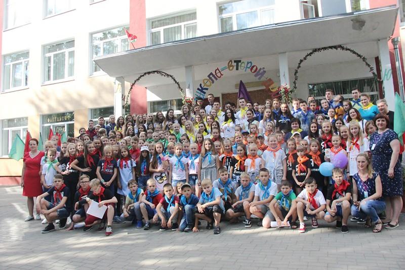 Tineri din raionul Leova in vizita in Republica Belarus