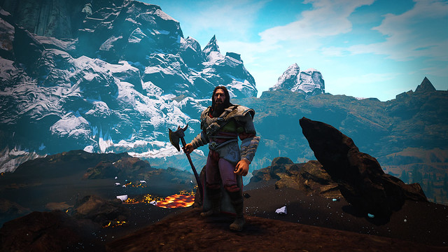 New Maps Spell Crafting Questing And Cooking Systems Come To