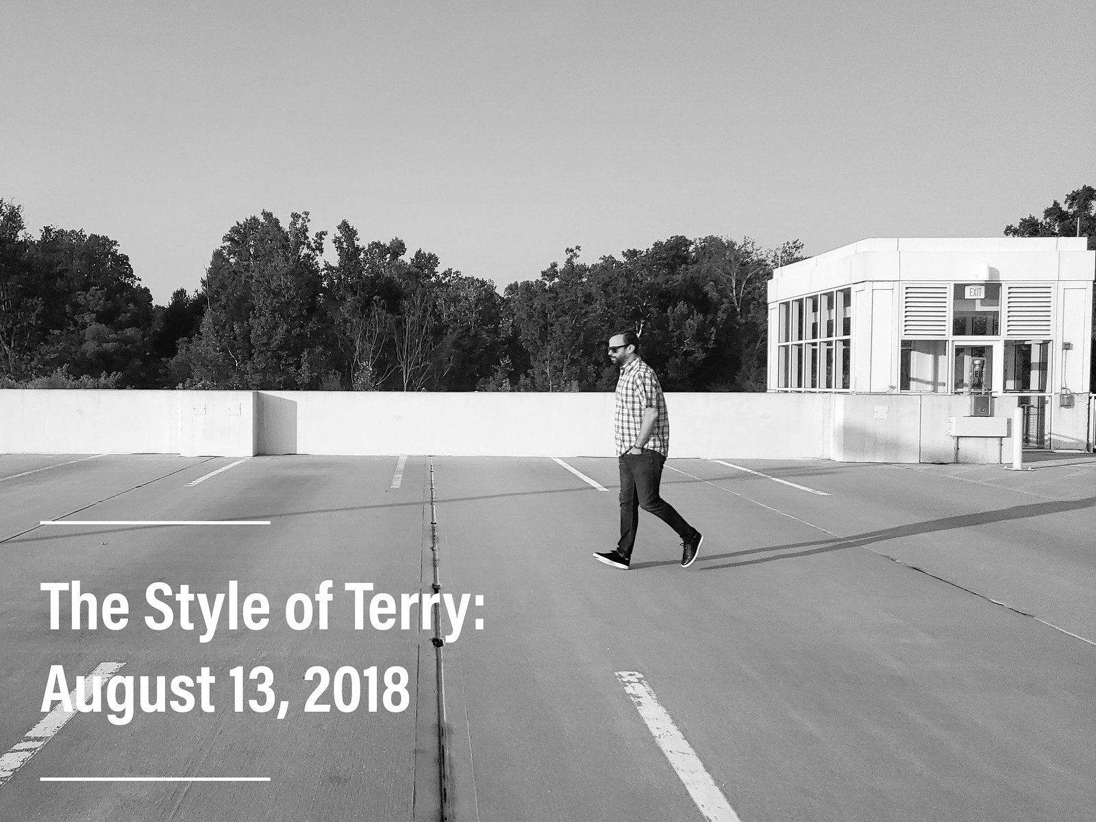 The Style of Terry: 8.13.18
