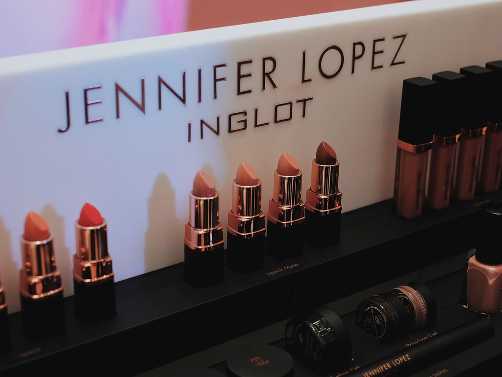 Jennifer Lopez Inglot Collection Philippines Price
