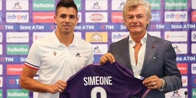 Diego Simeone,Ingin Rekrut Anaknya Giovanni?