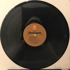 THE BLACKBYRDS:CITY LIFE(RECORD SIDE-B)