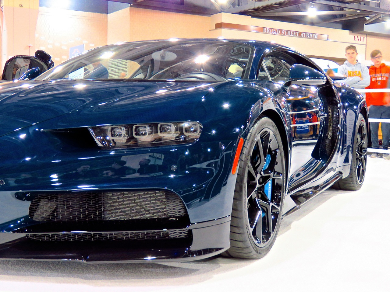 Bugatti Chiron Philly 10