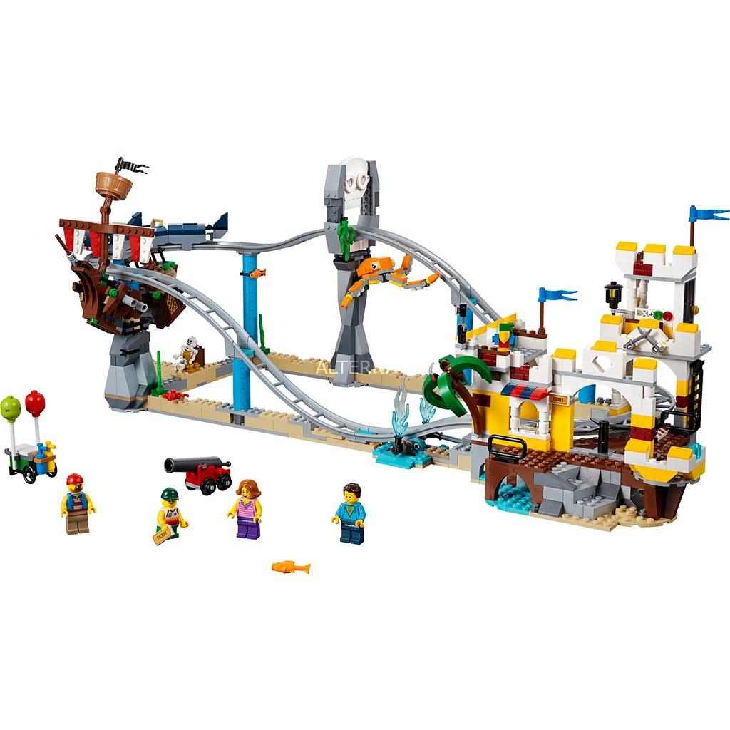 31084 - Pirate Coaster