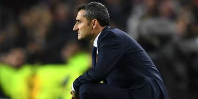 Ernesto Valverde sudah Dipastikan Akan Pergi Dari Barcelona Akhir Musim Ini