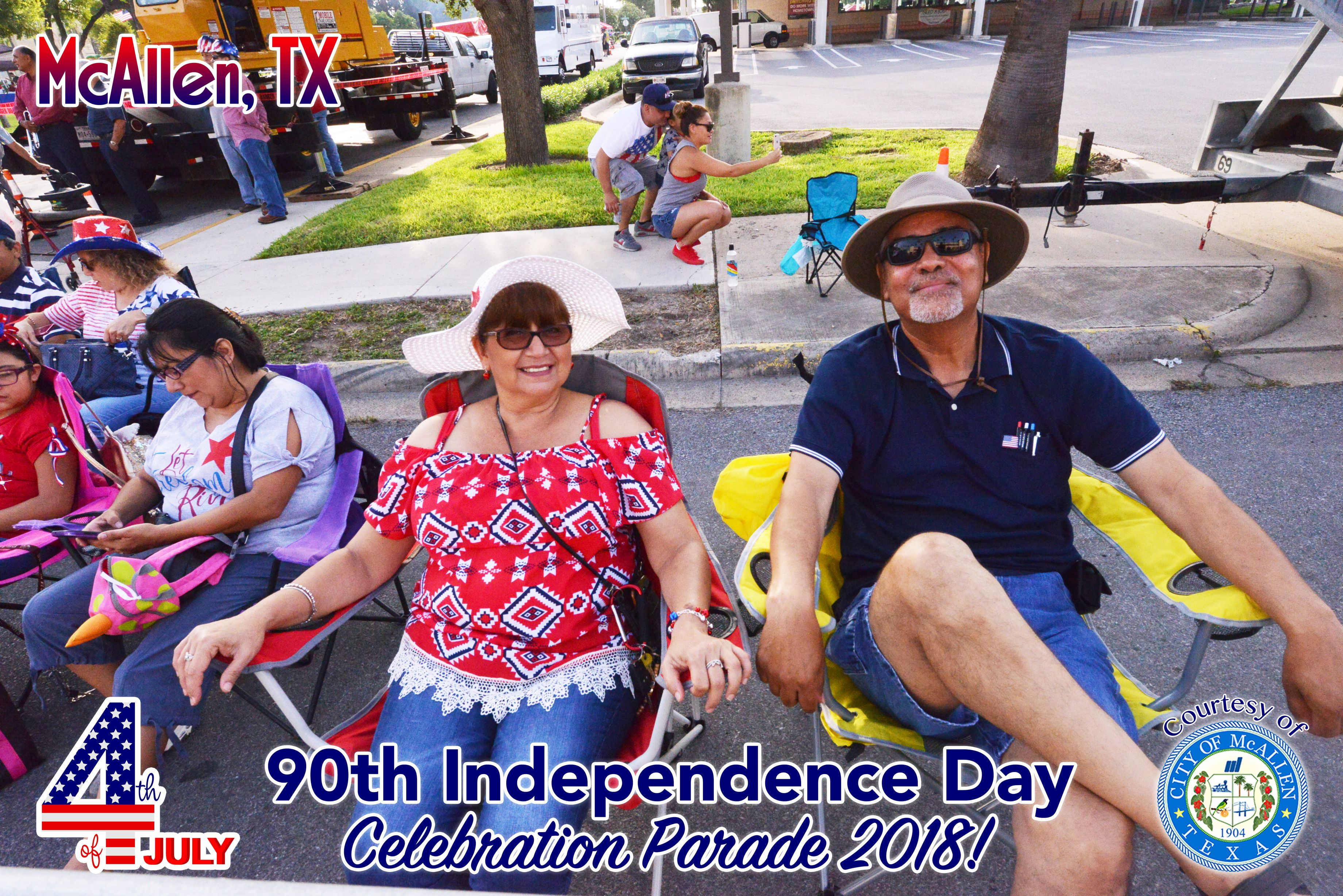 90th McAllen 4th of July Celebration Parade 2018 – Part 3