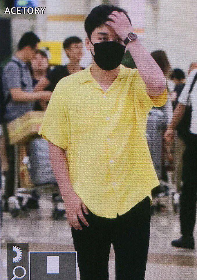 BIGBANG via Acetory - 2018-07-20  (details see below)