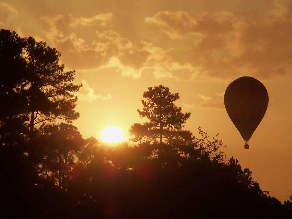 East Texas Balloon Race